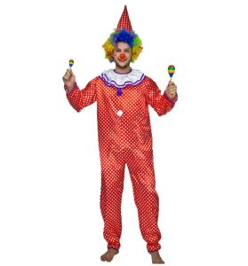 Mad Monday Clown